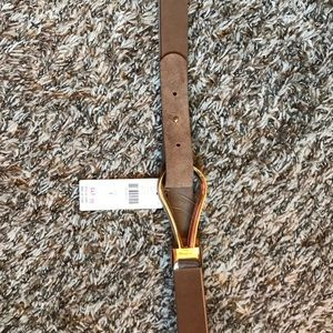 NWT Leather Anthropologie Belt
